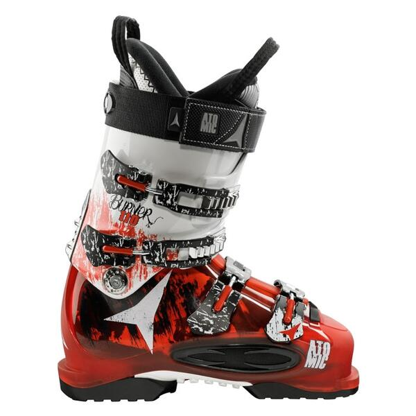 Atomic Men's Burner 110 Live Fit Performance Ski Boots '13