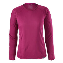 Patagonia Women's Capilene Midweight Crew Long Sleeve