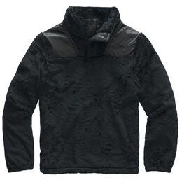 The North Face Girl's Oso 1/4 Snap Pullover Fleece Jacket