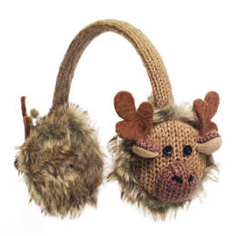 Knitwits Manny The Moose Earmuffs