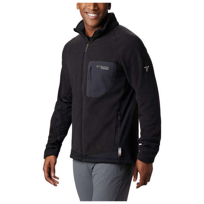 Columbia Men's M Titan Pass Fleece Jacket