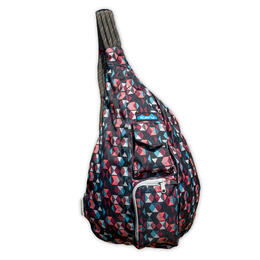 Kavu Women's Rope Sling Backpack Pattern Party