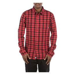 Element Men's Bunker Woven Long Sleeve Shirt