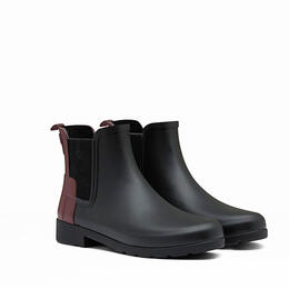 Hunter Women's Original Refined Chelsea Rain Boot
