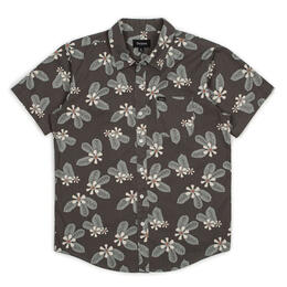 Brixton Men's Charter Short Sleeve Button Up Short