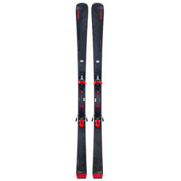 Elan Men's Wingman 78 C Skis with EL 10.0 GW Shift Bindings '21