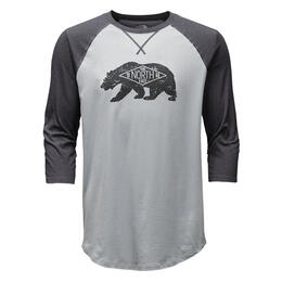 The North Face Men's Heritage Bear Cub 3/4