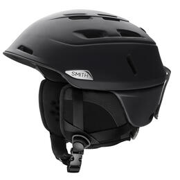 Smith Men's Camber Snow Helmet Black