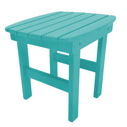 Pawleys Island Durawood Essential Adirondack Side Table - Turquoise
