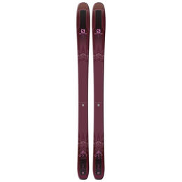 Salomon Women's QST LUMEN 99 All Mountain Skis '19 - FLAT