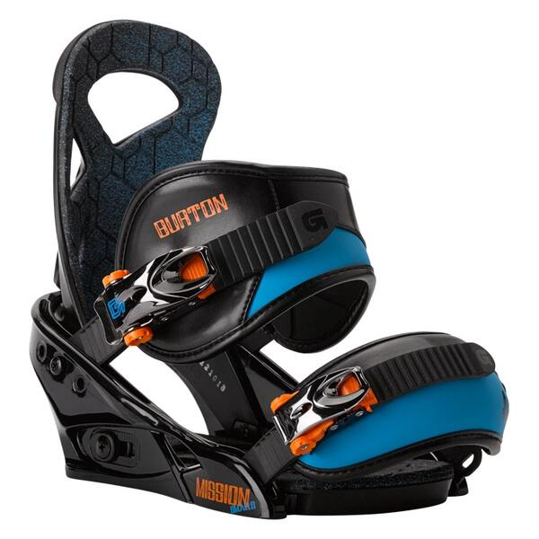 Burton Youth Mission Smalls Snowboard Bindings '14