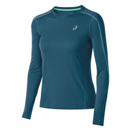 Asics Women's Lite-Show Long Sleeve Running Workout Top