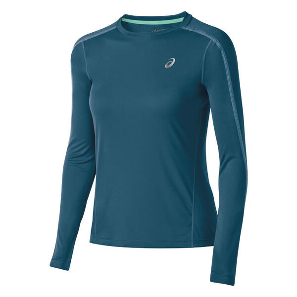 Asics Women's Lite-Show Long Sleeve Top