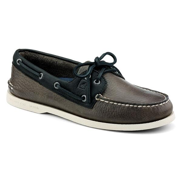 Sperry Men's Relaxed Leather Authentic Original 2-Eye Boat Shoes