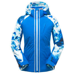 Spyder Women's Rhapsody Jacket, Turkish Sea
