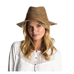Roxy Women's In The Sunshine Straw Fedora