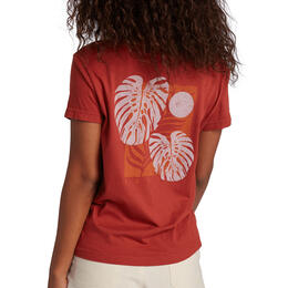 ROXY Women's Lady Monstera T Shirt