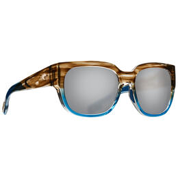 Costa Del Mar Women's Waterwoman Polarized Sunglasses Wahoo