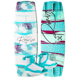 Ronix Women's Krush Wakeboard with Luxe Boots '20