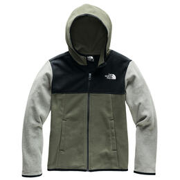 The North Face Boy's Glacier Full Zip Hoodie