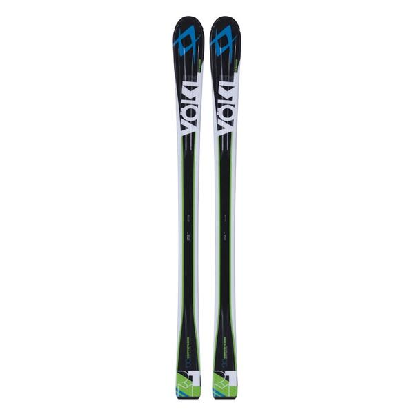 Volkl Youth RTM Jr Skis with 4.5 Bindings '15