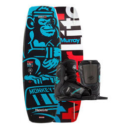 Hyperlite Boy's Murray Jr. Wakeboard W/ Remix Bindings '17