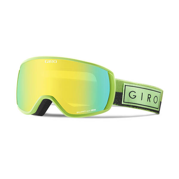 Giro Balance Snow Goggles With Loden Yellow