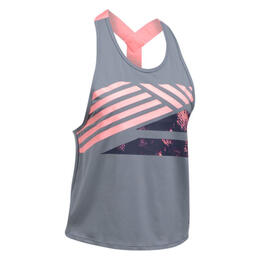 Under Armour Women's Armour Sport Swing Graphic Tank Top