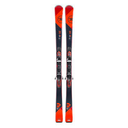 Rossignol Men's Experience 75 Carbon All Mountain Skis with Xpress Bindings '17