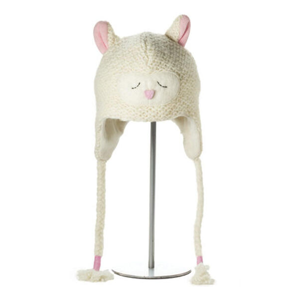 Knitwits Kids Lally The Lamb Pilot Hat