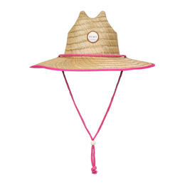 Roxy Junior Girl's Tomboy Straw Sun Hat