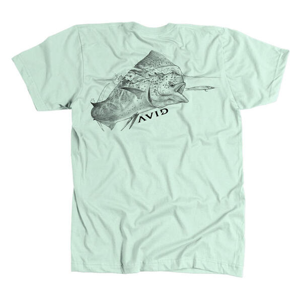 Avid Sportswear Men's Bull Headed Tee Shirt