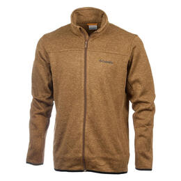 Columbia Men's Birch Woods Full Zip Fleece Jacket
