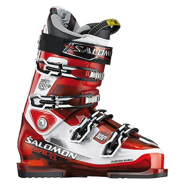 Salomon Men's Impact 100 CS Ski Boots '12