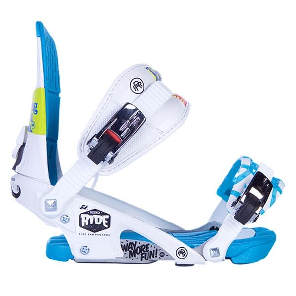 Ride Men's Rodeo Snowboard Bindings '13