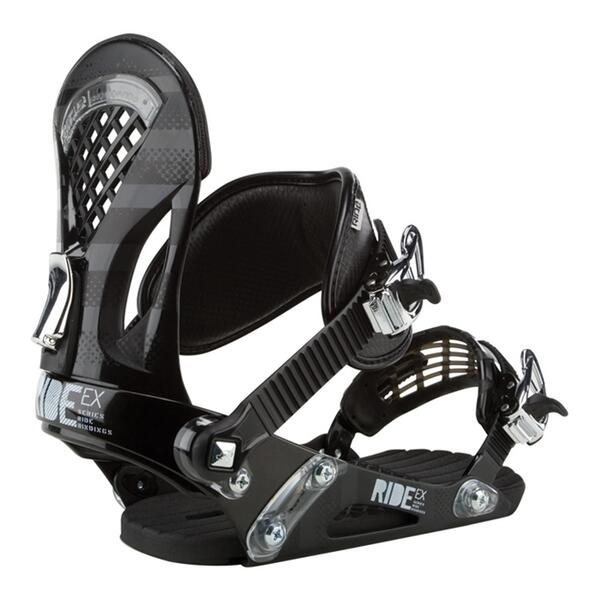 Ride Men's EX Snowboard Bindings '11