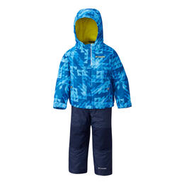 Columbia Infant Boy's Buga Jacket & Bib Set