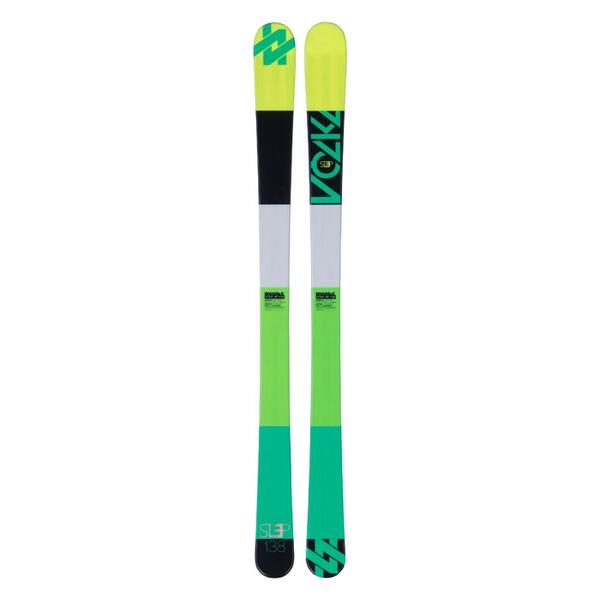 Volkl Youth Step Jr. Skis with 7.0 Fastrak Bindings '15