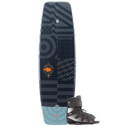 Hyperlite Men's Relapse Wakeboard With Session Bindings '20