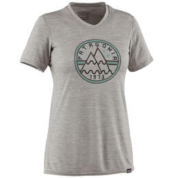 Patagonia Women's Mountain Minded Peak Capilene® T Shirt