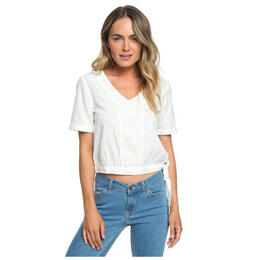 Roxy Women's One Block Short Sleeve Top