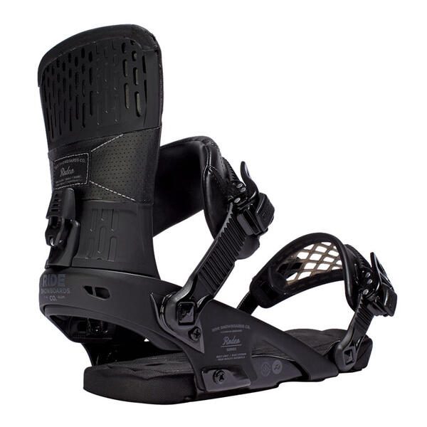 Ride Men's Rodeo Snowboard Bindings '16