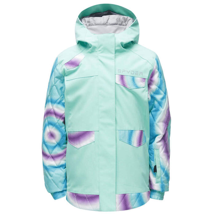 Spyder Toddler Girl's Claire Jacket