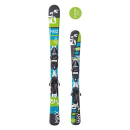 Elan Youth Maxx QT Skis with QT EL 4.5 Bindings '15