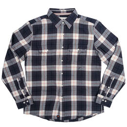 The Normal Brand Men's Bernard Flannel Button Up Shirt