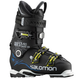Salomon Men's Quest Pro Cruise 100 All Mountain Ski Boots '19