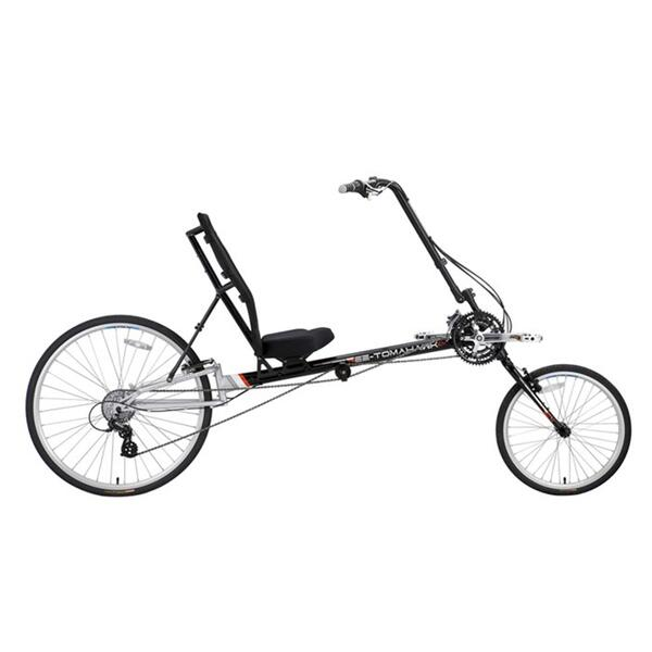 Sun Ez-tomahawk Cx 24-speed Recumbent Bike 09 @ Sun and