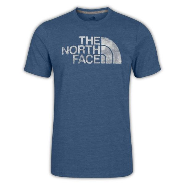 The North Face Men's Tri-blend Half Dome Short Sleeve T-shirt