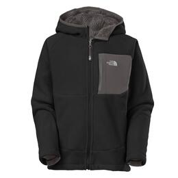 The North Face Boy's Chimborazo Softshell Fleece Hoodie