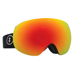 Electric EG3 Snow Goggles With Brose/Red Chrome Lens